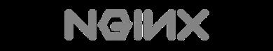nginx logo bw