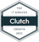 Clutch badge award