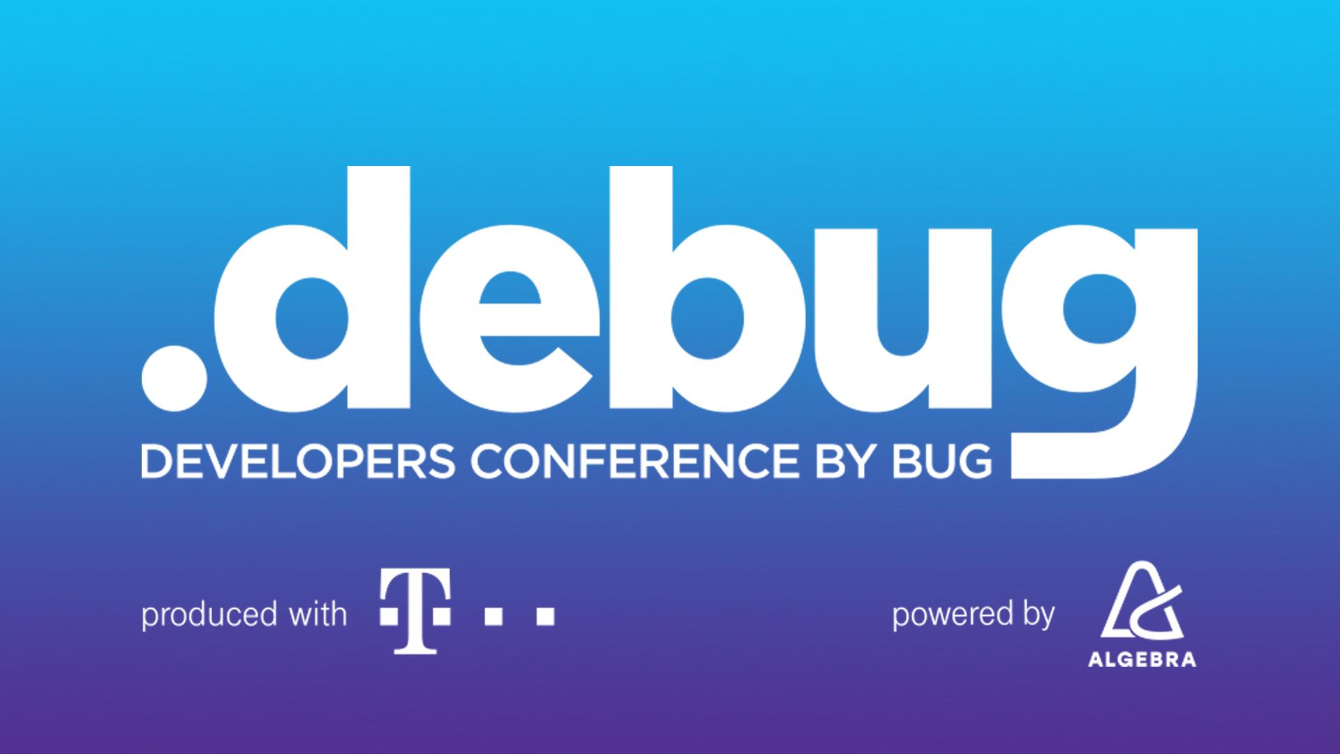 .debug conference