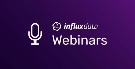 Influx data webinars